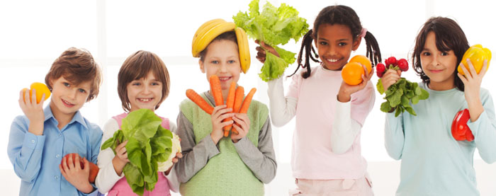 Healthy Kids are Happy Kids!