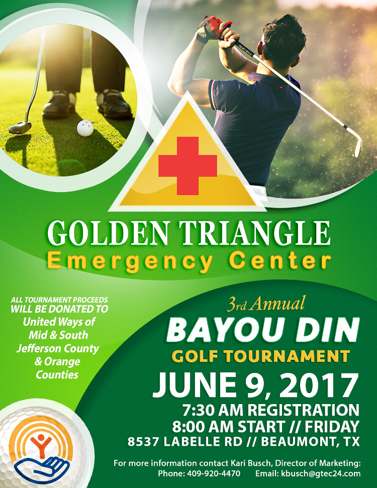 GTEC 2017 Golf Tournament flyer1